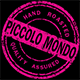 Piccolo Mondo stamp of approval